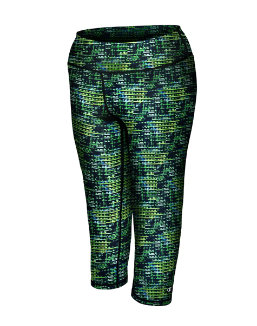 Champion Women's Plus Absolute Printed Capris With SmoothTec™ Band women Champion