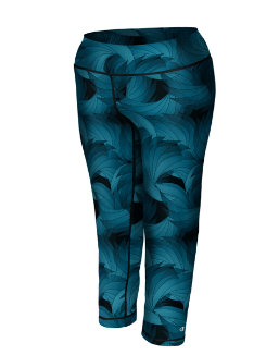 Champion Women's Plus Absolute Printed Tights with SmoothTec™ Band women Champion