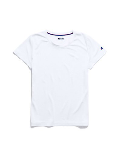 Champion Vapor® Women's Plus Heather Tee - QW0982