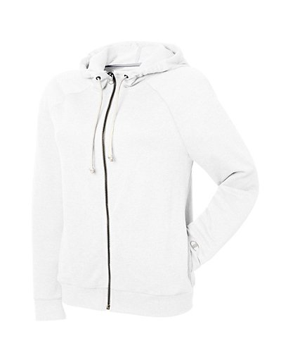 Champion Women's Plus French Terry Full Zip Hoodie QW1237