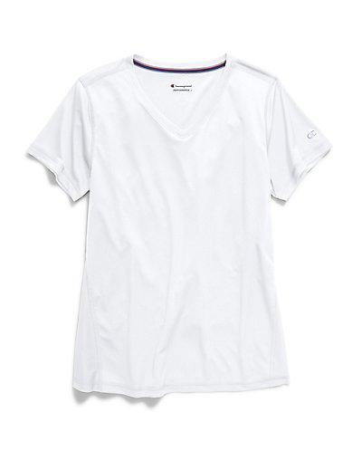 Champion Vapor® Select Women's Plus Tee - QW5401
