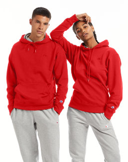 Champion Men's Powerblend® Fleece Pullover Hoodie men Champion