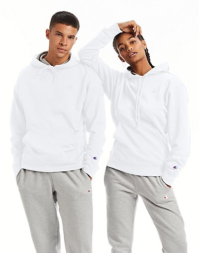 Champion Men's Powerblend® Fleece Pullover Hoodie S0889_407D55