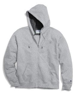 Champion Men's Powerblend® Fleece Full Zip Jacket men Champion