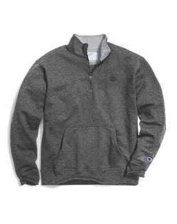 Champion Men's Powerblend® Fleece 1/4 Zip Pullover men Champion