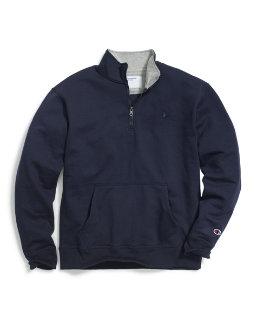 Champion Men's Powerblend® Fleece 1/4 Zip Pullover men Champion