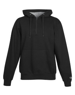 Cotton Max 1/4 Zip Hood men Champion