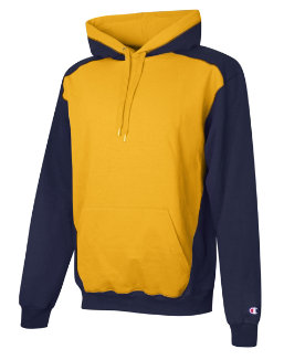 Champion Double Dry Eco Colorblocked Fleece Hood men Champion