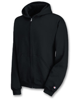Champion Youth Double Dry Action Fleece Full Zip Hood youth Champion