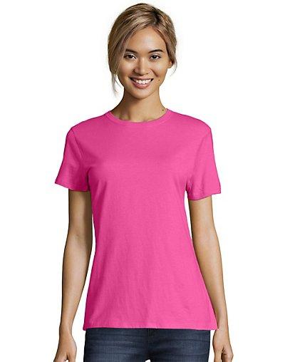 Hanes Women's Nano-T® T-shirt - SL04