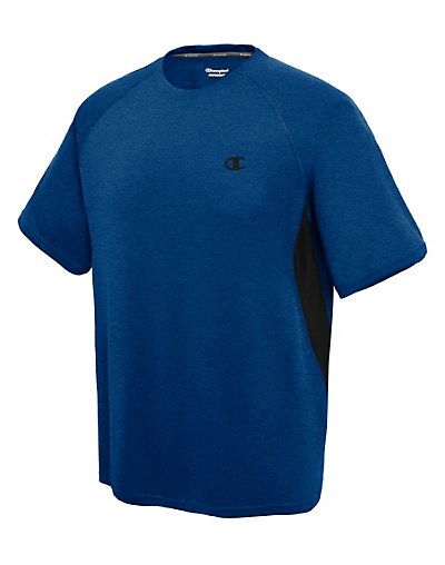 Champion Vapor® Men's Heather Tee With Vent - T0049