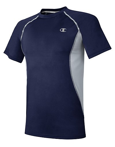 Champion Gear™ Men's Compression Short-Sleeve Tee T0135T