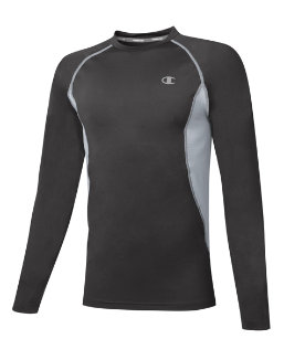 Champion Gear™ Men's Compression Long-Sleeve Tee men Champion