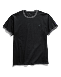 Champion Men's Classic Jersey Ringer Tee men Champion