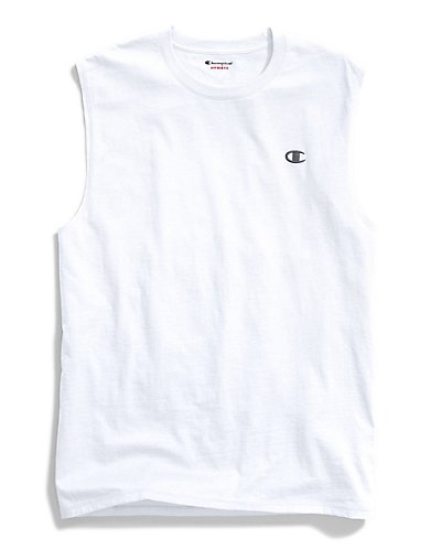 Champion Men's Classic Jersey Muscle Tee - T0222