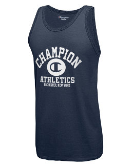 Champion Men's Ringer Tank, Homebase men Champion