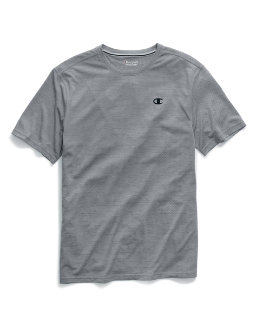 Champion Men's Double Dry® Mesh Texture Tee men Champion