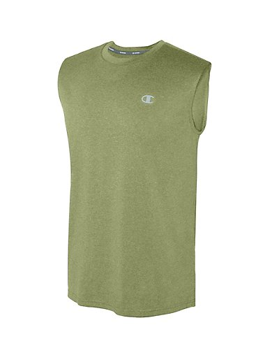 Champion Vapor® Men's Heather Muscle Tee - T0767