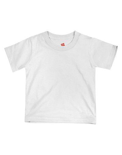 Hanes ComfortSoft® Crewneck Toddler T-Shirt - T120