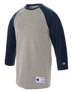 Champion Raglan Baseball T-Shirt men Champion