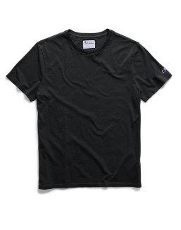 Champion Men's Vintage Dye Short-Sleeve Tee, Embroidered Logo men Champion