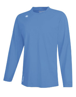 Vapor Cotton Long Sleeve Tee men Champion