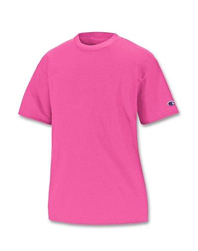 Champion Double Dry® Cotton-Blend Kids' T Shirt - T435V