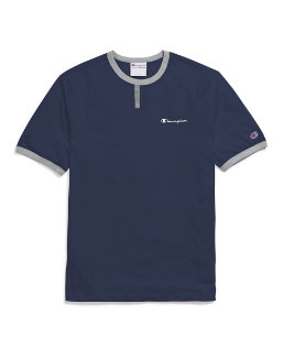 Champion Men's YC Tee, Script Logo men Champion