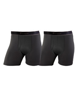 Champion Men's Tech Performance Boxer Briefs 2-pack men Champion