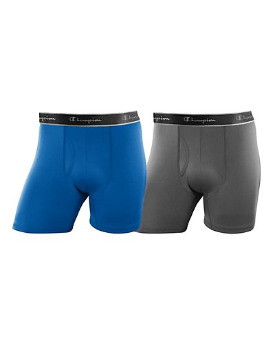 Champion Men's Tech Performance Boxer Briefs 2-pack - TPRB