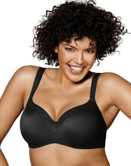Playtex Love My Curves Amazing Shape Balconette Underwire Bra women Playtex