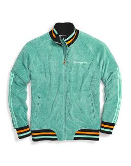 Champion Life® Men's Terry Warm Up Jacket men Champion