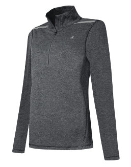 Champion Gear™ Women's Marathon 1/4 Zip Long-Sleeve Top women Champion