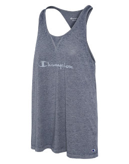 Champion Women's Authentic Wash Tank, Script Logo women Champion