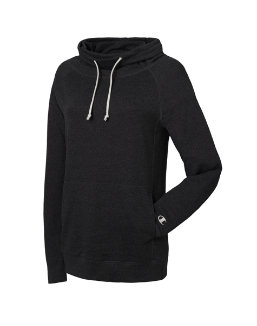 Champion Women's French Terry Funnel Neck Top women Champion
