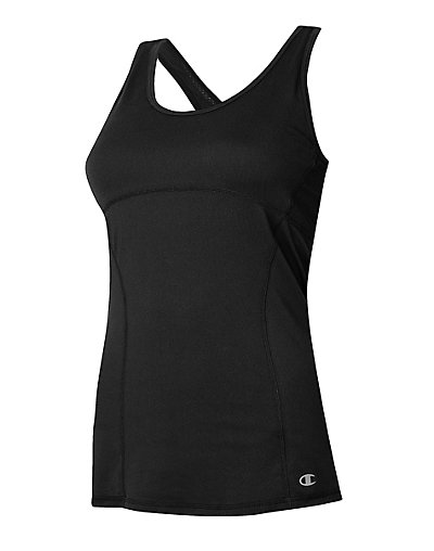 Champion Gear™ Women's Training Long Top With Inner Bra W1009T