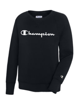 Champion Women's Fleece Boyfriend Sweatshirt women Champion