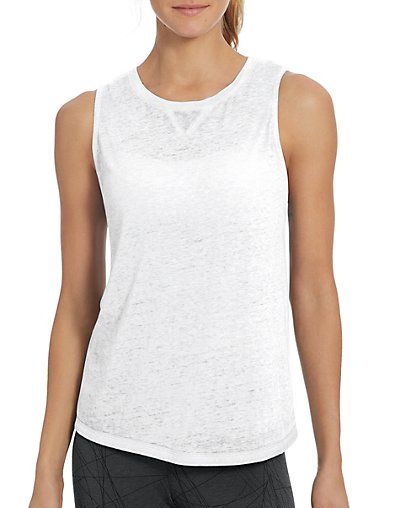 Champion Women's Authentic Wash Muscle Tank - W50070