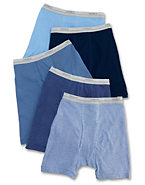 Hanes Boys' Boxer Brief 5-Pack
