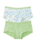 Girls' Boy Short Panties with ComfortSoft® Waistband 3-Pack