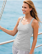 Hanes Signature® Women's Criss-Cross Tank