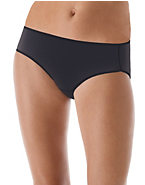 Hanes Women's Plus Smooth Stretch Hipster 3-Pack
