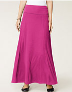Women's Hanes Signature® Soft Luxe Maxi Skirt