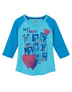 Girls Best Friends Baseball T