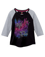Girls' Big Dreams Baseball T