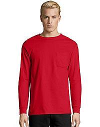 Hanes X-Temp Men's Long-Sleeve T-Shirt | Hanes.com
