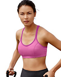 Champion Shape® T-Back Sports Bra