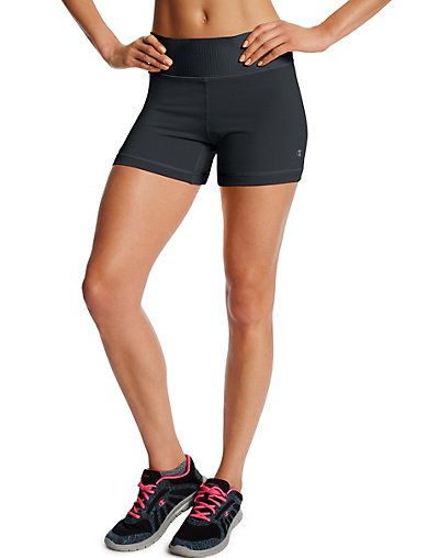 Champion Women's Absolute Fusion Shorts with SmoothTec3; Wai