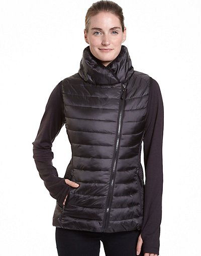 Click here for Champion Women's Plus Asymmetrical Zip Front Vest... prices