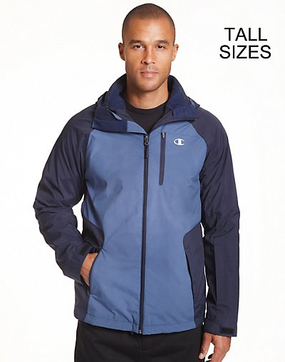 Click here for Champion Mens Tall Technical Ripstop 3 in 1 Jacket... prices